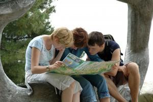Как составить маршрут путешествия?