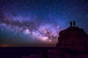 где наблюдают за звездами