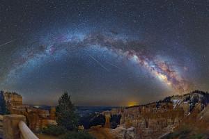 звездное небо галактика