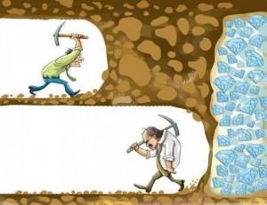Никогда не сдавайся на пути к успеху