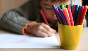 обучение детей письму
