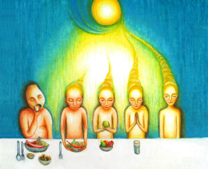 виды питания человека