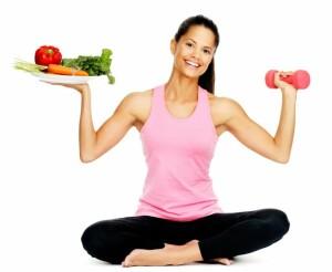здоровый образ жизни женщины