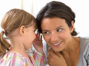 доверительный отношения с ребёнком