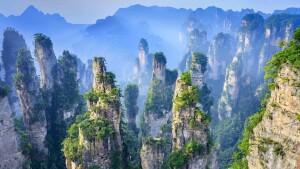 китай природный парк