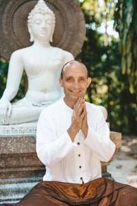 медитация аджан хуберт